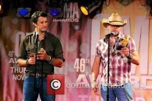 Luke Bryan, Jason Aldean and Cma Awards