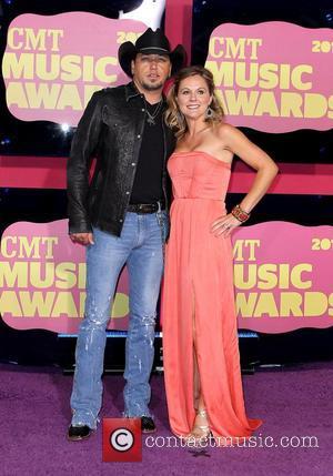 Jason Aldean 2012 CMT Music Awards at The Bridgestone Arena. Nashville, Tennessee - 06.06.12