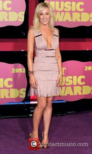 Kellie Pickler 2012 CMT Music Awards at The Bridgestone Arena. Nashville, Tennessee - 06.06.12