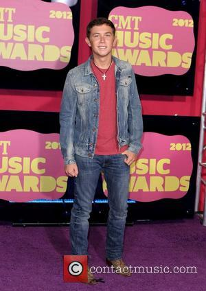 Scotty McCreery 2012 CMT Music Awards at The Bridgestone Arena. Nashville, Tennessee - 06.06.12