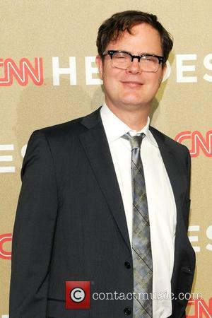 Rainn Wilson CNN Heroes: An All-Star Tribute, held at The Shrine Auditorium - Arrivals Los Angeles, California - 02.12.12