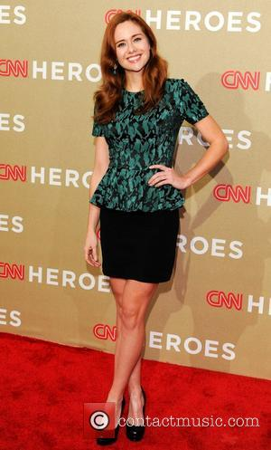 Haley Strode CNN Heroes: An All-Star Tribute, held at The Shrine Auditorium - Arrivals Los Angeles, California - 02.12.12