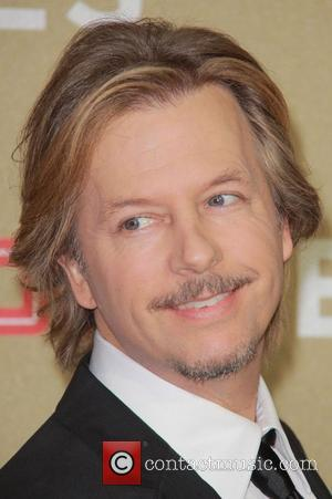 David Spade CNN Heroes: An All-Star Tribute, held at The Shrine Auditorium - Arrivals  Los Angeles, California - 02.12.12