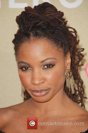 Shanola Hampton CNN Heroes: An All-Star Tribute, held at The Shrine Auditorium - Arrivals  Los Angeles, California - 02.12.12