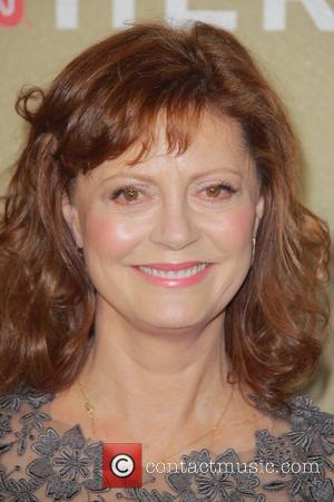 Susan Sarandon Opens New Ping-pong Club In Los Angeles