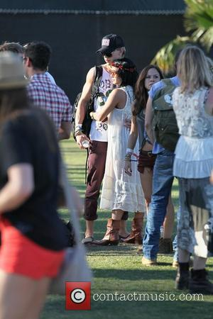 Coachella, Austin Butler, Vanessa Hudgens