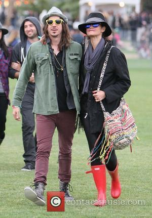 Cisco Adler Celebrities at the 2012 Coachella Valley Music and Arts Festival - Week 1 Day 1 Indio, California -...