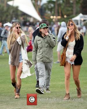 Emile Hirsch and Coachella