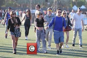 Emma Roberts And Chord Overstreet Show Off Love At Coachella
