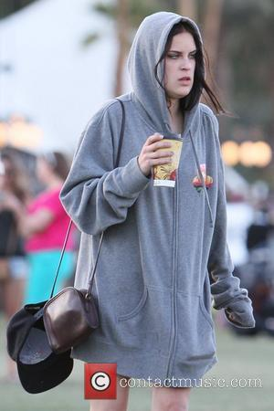 Tallulah Willis Celebrities at the 2012 Coachella Valley Music and Arts Festival - Week 1 Day 2 Indio, California -...
