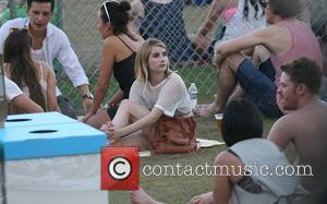 Emma Roberts and Coachella