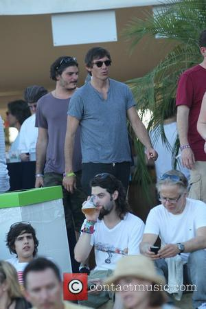 Lukas Haas Celebrities at the 2012 Coachella Valley Music and Arts Festival - Week 2 Day 1 Indio, California -...