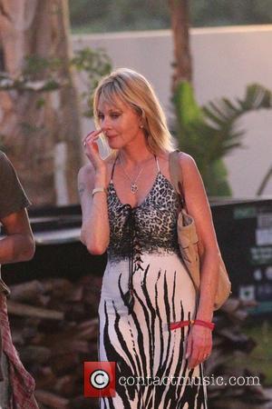 Melanie Griffith and Coachella