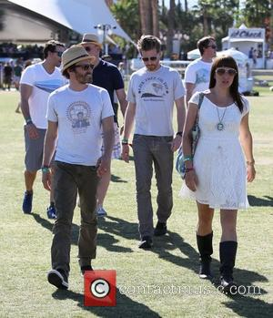 Rob Benedict Celebrities at the 2012 Coachella Valley Music and Arts Festival - Week 2 Day 1 Indio, California -...