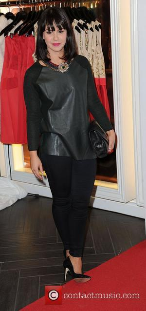 Jessica Fox Grand opening of Coast's flagship store at The Trafford Centre - Arrivals Manchester, England - 27.09.12