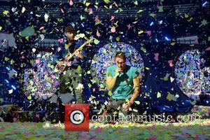 Coldplay  performs at the Emirates Stadium  London, England - 01.06.12