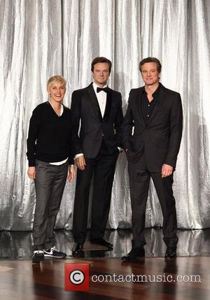 Oscar Winner COLIN FIRTH makes an appearance on 'The Ellen DeGeneres Show' on Wednesday, January 18th. Ellen surprises Colin with...