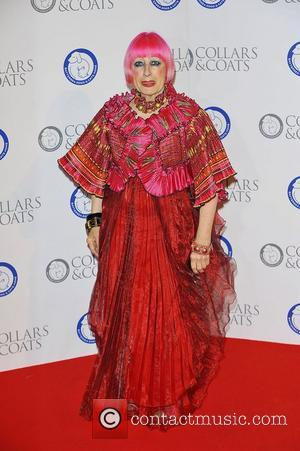 Zandra Rhodes and Evolution