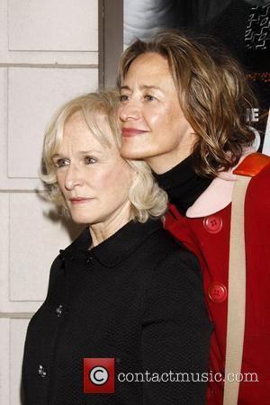 Glenn Close and Janet McTeer  Opening night of the MTC production of 'The Columnist' at the Friedman Theatre -...