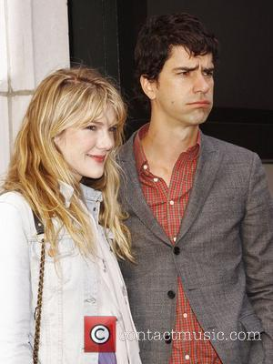 Lily Rabe and Hamish Linklater  Opening night of the MTC production of 'The Columnist' at the Friedman Theatre -...
