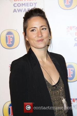KT Tunstall British Comedy Awards held at the Fountain Studios - Arrivals.  London, England - 16.12.11