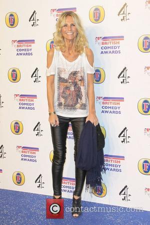 Ulrika Jonsson Prepares To Dance For Sports Relief