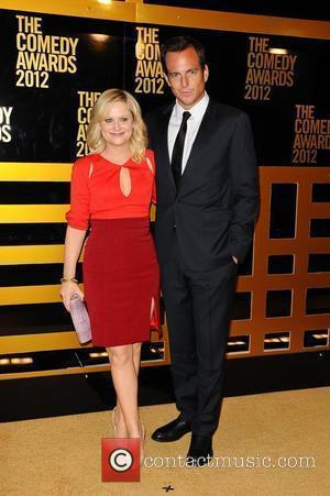 Amy Poehler and Will Arnett