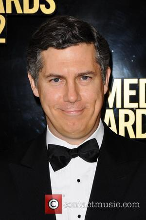 Chris Parnell The Comedy Awards 2012 at Hammerstein Ballroom - Arrivals New York City, USA - 28.04.12