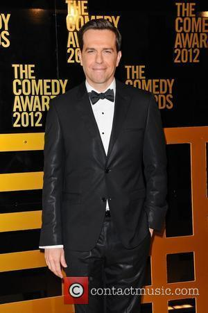 Ed Helms  The Comedy Awards 2012 at Hammerstein Ballroom - Arrivals New York City, USA - 28.04.12