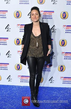 K T Tunstall British Comedy Awards held at the Fountain Studios - Arrivals. London, England - 16.12.11