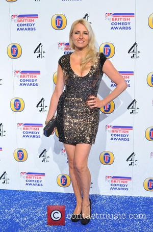 Nancy Sorrell The British Comedy Awards 2012 held at the Fountain Studios - Arrivals  Featuring: Nancy SorrellWhere: London, United...