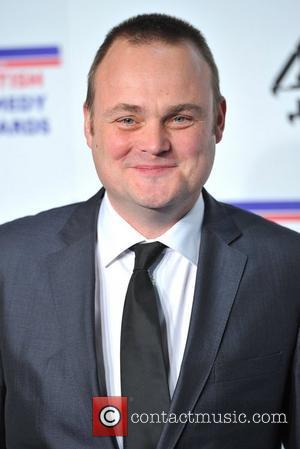 Al Murray British Comedy Awards held at the Fountain Studios - Arrivals. London, England - 16.12.11