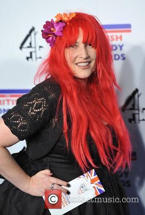 Jane Goldman British Comedy Awards held at the Fountain Studios - Arrivals. London, England - 16.12.11
