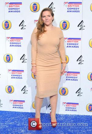 Jessica Hynes The British Comedy Awards 2012 held at the Fountain Studios - Arrivals.