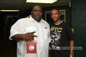 Faizon Love and Tommy Davidson