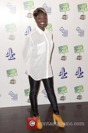 Andi Osho Channel 4's Comedy Gala, held at the O2 Arena - Arrivals London, England - 11.05.12