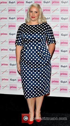 Claire Richards,  The Comfort Prima High Street Fashion Awards at Battersea Evolution Marquee - Arrivals. London, England. 13.09.12