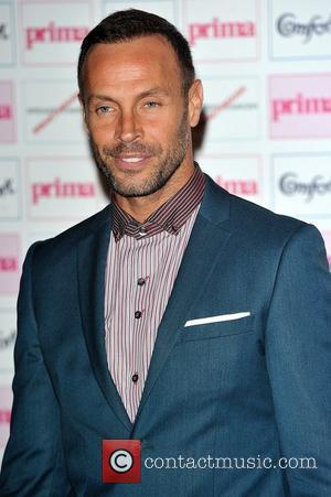 Jason Gardiner,  The Comfort Prima High Street Fashion Awards at Battersea Evolution Marquee - Arrivals. London, England. 13.09.12