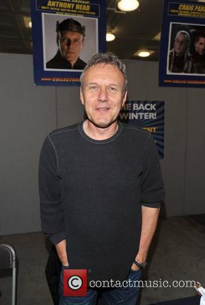 Anthony Head London Film & Comic Con held at Olympia Grand Hall. London, England - 07.07.12
