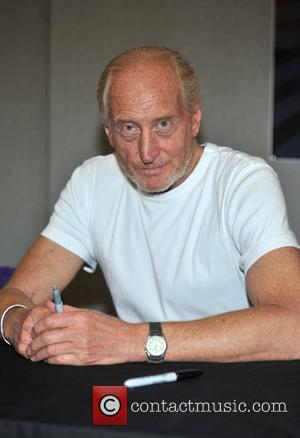 Charles Dance Reportedly Splits From Baby's Mother
