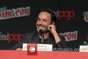 Andrew Lincoln Comic Con New York held at the Jacob Javits Convention Center New York City, USA  - 14.10.12,