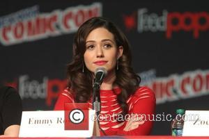 Emmy Rossum Enrols In Trapeze Classes