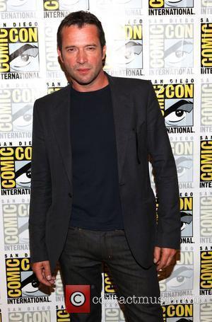 James Purefoy San Diego Comic-Con 2012 - 'The Following' - Press Room San Diego, California - 14.07.12