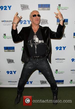Dee Snider Current TV and 92Y Present: 'Joy Behar's Comics with Benefits' A Benefit Performance for Hurricane Sandy Relief New...