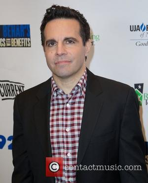 Mario Cantone Current TV and 92Y Present: 'Joy Behar's Comics with Benefits' A Benefit Performance for Hurricane Sandy Relief New...