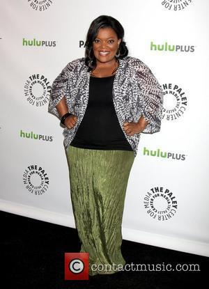 Yvette Nicole Brown  The Community Event at PaleyFest 2012 held at the Saban Theater - Arrivals Los Angeles, California...