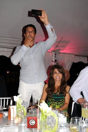 John Caprio, Paula Abdul 1st Annual Compound Foundation 'Fostering A Legacy' Benefit  East Hampton, New York - 14.07.12