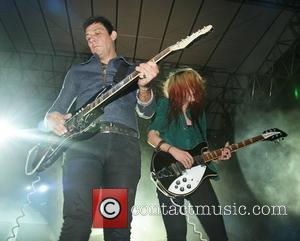Jamie Hince, Alison Mosshart and The Kills