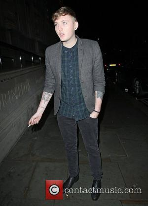 James Arthur and Corinthia