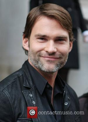 Seann William Scott 'American Reunion' stars depart the Corinthia Hotel London, England - 16.04.12